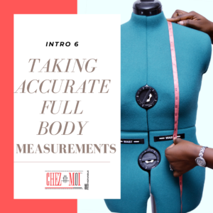 taking accurate body measurements